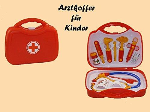 Arztkoffer für Kinder Puppendoktor Doktorkoffer