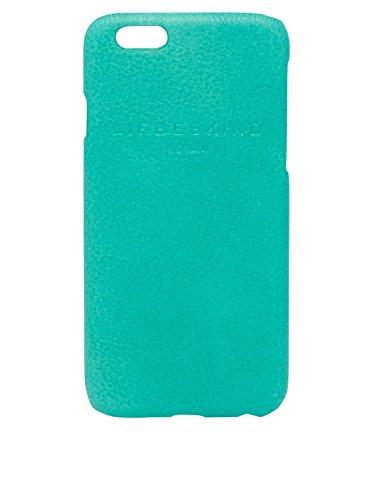 LIEBESKIND DOBBYI6S7 Double Dyed Unisex Handyhülle für iPhone 6/6S/7 One Size grün (Dyed Rindsleder)