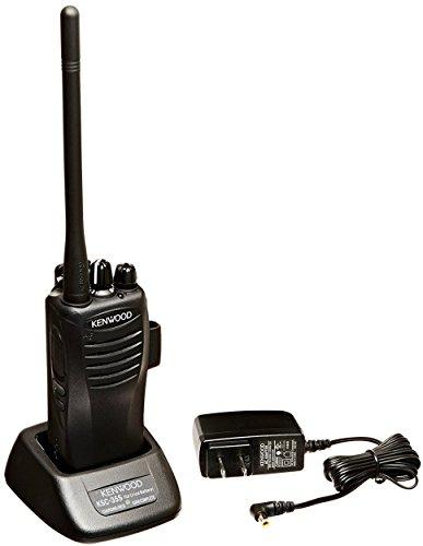 Kenwood tk-3400u4p UHF 2Watt 4Kanal, Lithium-Akku, 461-470MHz, schwarz, 1 (Kenwood Radio Tk)