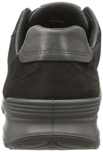 Ecco Cs14, Sneakers Basses Homme Noir (55869Black/Moonless)