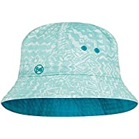 Buff Bucket Hat Gorra, Unisex-Child, Blue, One Size