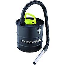 Thoshiro 290396 - Aspirador de cenizas (18 l, 600W)