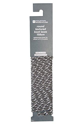 mountain-warehouse-runde-texturierte-stiefelschnrsenkel-150-cm-grau