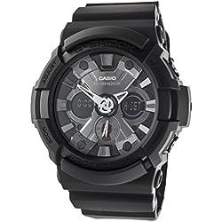 Casio Reloj Analógico/Digital de Cuarzo para Hombre con Correa de Resina – GA-201-1AER