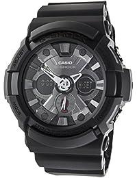 Casio GA-201-1AER - Reloj (Pulsera, Masculino, Metal, Polymer, 3 Año(s), 5.25 cm, 5.51 cm)