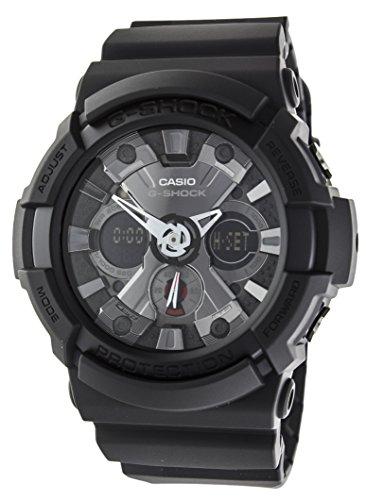 1 - Reloj Casio para Hombre GA-201-1AER