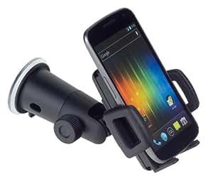 yayago Universal Design Kfz Halter -vibrationsfrei- Kfz Halterung 360 grad dreh- und schwenkbar für Medion Life X4701 (MD 98272)