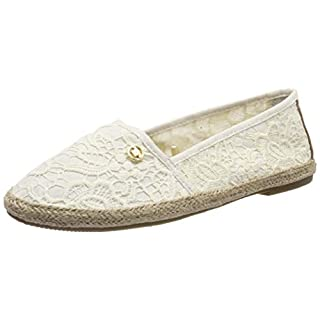 TOM TAILOR Damen 6992013 Espadrilles Beige (Cream 00182) 39 EU