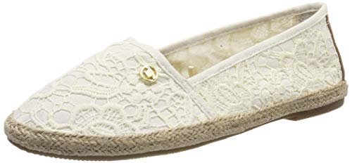 TOM TAILOR Damen 6992013 Espadrilles, Beige (Cream 00182), 37 EU
