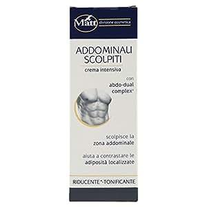 Matt - Crema Intensiva Addominali Scolpiti - Snellente e Riducente per Fascia Addominale - 200 ml
