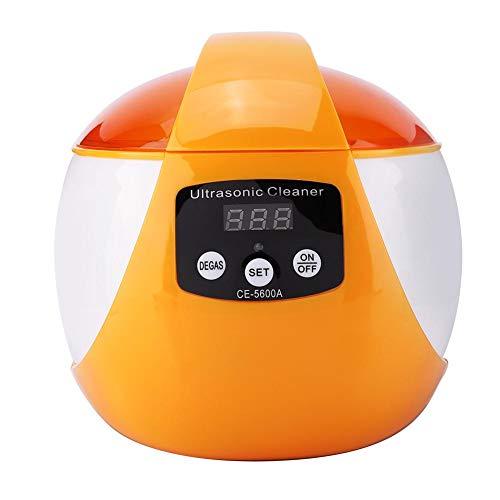 yuyte Professioneller 750-ml-Ultraschallreiniger, 42.000-Hz-Waschmaschine für Gläser, Schmuck, wasserdichte Uhren, Maniküre-Werkzeuge, zahnärztliche Werkzeuge, Tätowierungswerkzeug (01) -