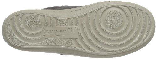 Superfit Tensy, Sneaker bambini Grigio (Grau (stone kombi 06))