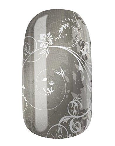 Nagelfolien/Savannah selbstklebend mit individuellen Designs by Glamstripes- made in Germany. 12 Nail Wraps äußerst strapazierfähig mit langer Haltedauer