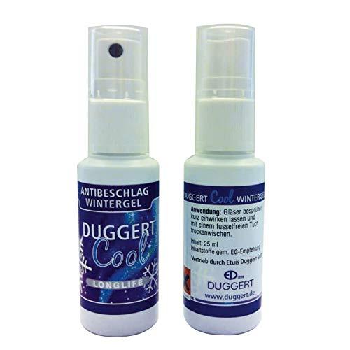 Brillen-Spray Cool Anti-Beschlag Wintergel 25 ml