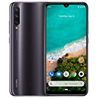 "Xiaomi Mi A3 – Android One, AMOLED de 6,088"" (Cámara frontal de 32 MP, trasera de 48 + 8 + 2 MP,4030 mAh, Jack de 3,5 mm, Qualcomm Snapdragon 665 2,0 GHz, 4 + 64 GB) Color Grisáceo [Versión española]"