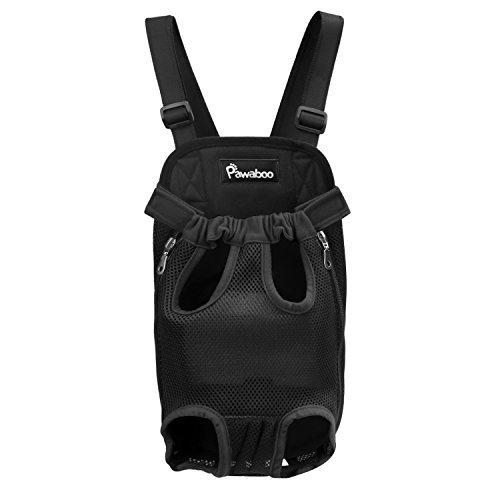 Pawaboo Mochila Perro - Adjustable Bolsa Delantera