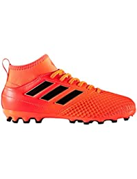 buy online 3a30e c8438 adidas Unisex Kids Ace 17.3 Ag J Football Boots Rosso,Nero