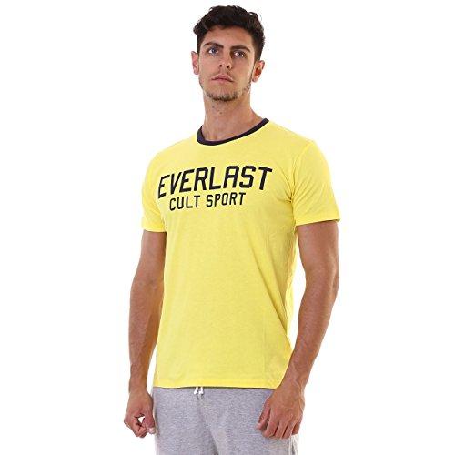 Everlast T-Shirt Jersey Gelb