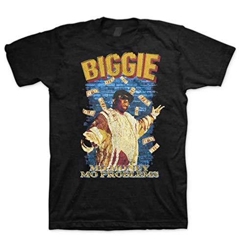 Notorious Big Biggie Smalls Mo Money Problems 1 offiziell Männer T-Shirt Herren (XX-Large) -