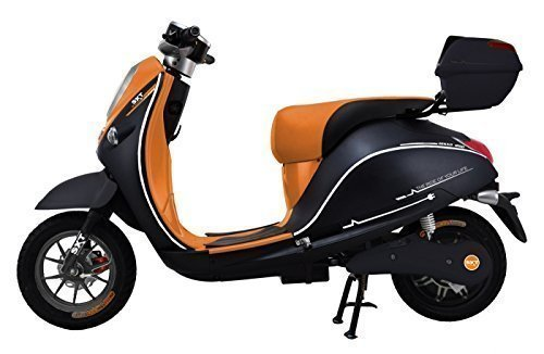 SXT eRoller Gekko 1200 schwarz/orange