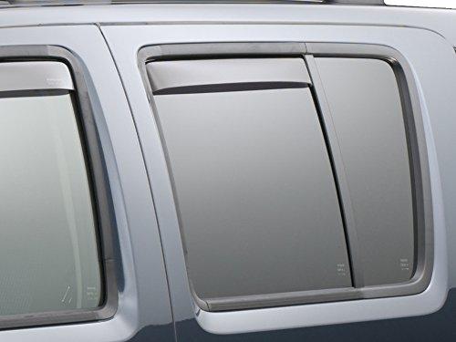 Preisvergleich Produktbild Weathertech 70594 Windabweiser auto für Giulietta 2010 - 2017-Windabweiser Front