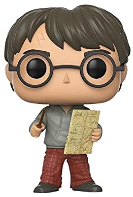 Harry Potter Harry Potter with Marauders Map Vinyl Figure 42 Figurine de collection