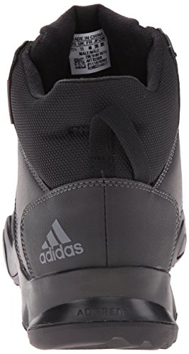Adidas Cw Outdoor Ax2 Beta Mid Chaussures de randonnée, Noir / Gris vista / alimentation rouge, 6 M Black/Vista Grey/Power Red