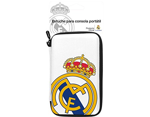 4e739e3945b1b Subsonic - Caso Rígido Con Licencia Oficial Real Madrid (New Nintendo 3DS