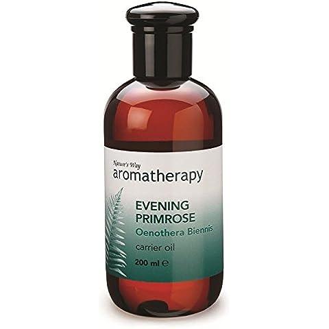 Natures Way aromaterapia Evening Primrose Oil para mujer dolor de pecho código: nwa0175