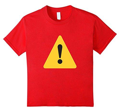 kids-warning-sign-t-shirt-logo-symbol-street-sidewalk-danger-6-red