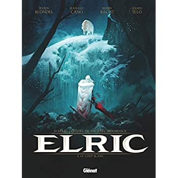Elric - Tome 03: Le Loup blanc