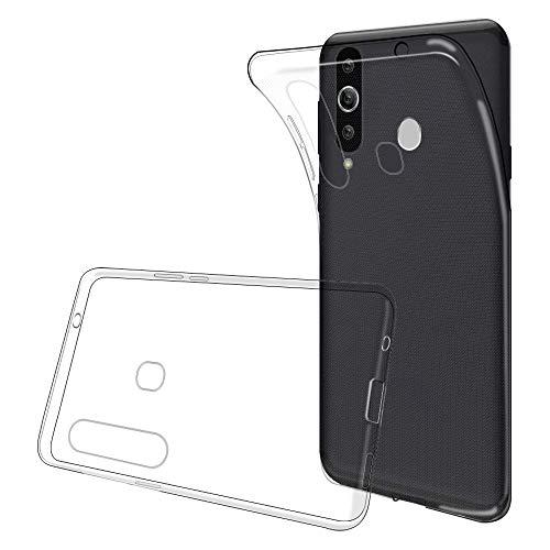 ANEWSIR Hülle für Samsung Galaxy A8s, Samsung A8s Transparent Hülle Case TPU Schutzhülle Dünn Schlank Weich Flexibel Anti-Kratzer Schutzhülle Abdeckung Case Cover für Galaxy A8s (Crystal Clear)