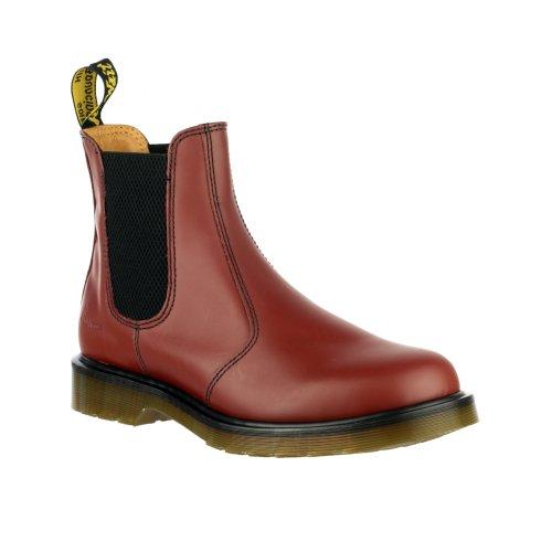 Dr. Martens 2976 Smooth Unisex-Erwachsene Chelsea Boots Braun