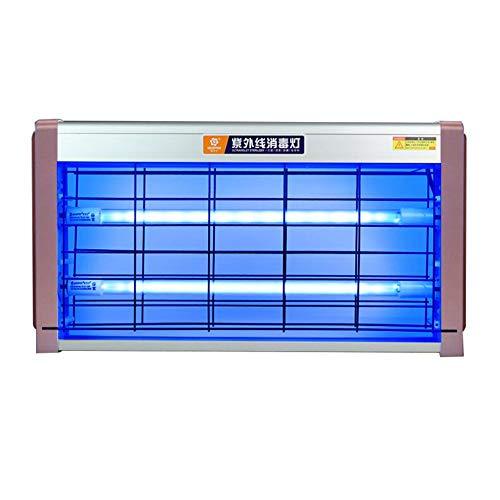 UV Ozondesinfektion Sterilisationslampe Luftreiniger Keimtötende Desodorierung Milben UVC-Licht, für Haushalt Medizinische Kommerzielle Restaurant Fabrik (20 Watt / 30 Watt / 40 Watt)