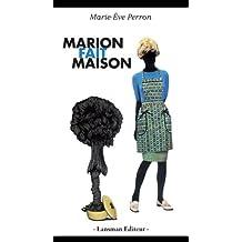 Marion fait maison