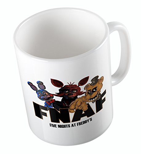 FIVE NIGHTS AT FREDDY'S MUG FNAF GANG
