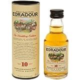 Edradour 10 year old Single Malt Scotch Whisky 5cl Miniature