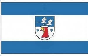 Bannerflagge Landkreis Havelland - 150 x 500cm - Flagge und Banner