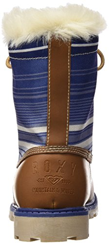 Roxy Damen Himalaya Kurzschaft Stiefel Mehrfarbig (Blau)