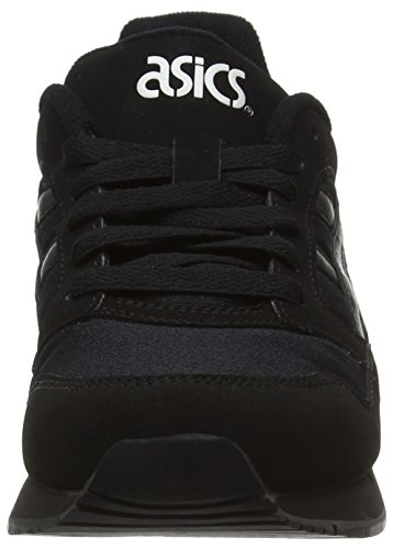 Asics Gel-Atlanis, Baskets Basses Mixte Adulte Noir (black/black 9090)
