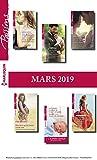 12 romans Passions + 1 gratuit (n°779 à 784 - Mars 2019)