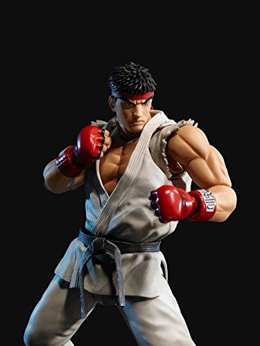 Street Fighter- Ryu Figura 15 Cm V SH Figuarts, Multicolor (BDISF051930) 2