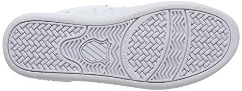 White swiss Iii Damen K 50th Lozan Gold Sneakers WH8T1HqZac