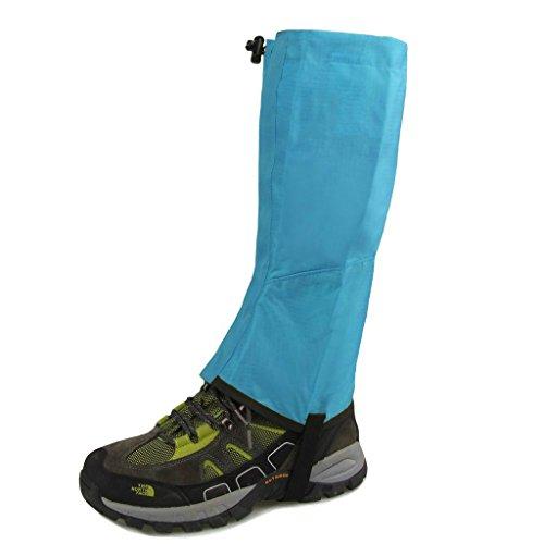41kC9XzWLTL. SS500  - TFXWERWS Size M Simple Hiking Climbing Waterproof Snow Sand Leg Gaiter Shoes Covers Accessories