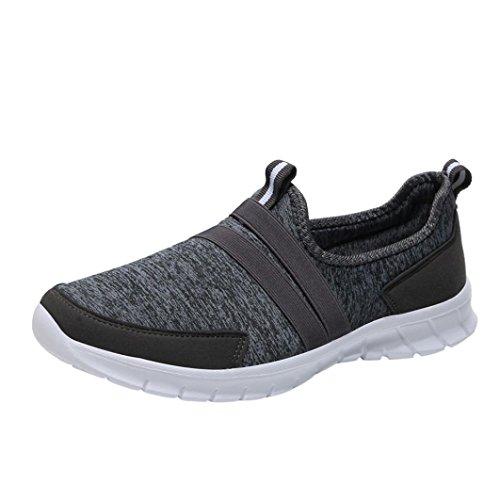 84e01b8a6008 Frashing Herren Damen Sportschuhe Laufschuhe Bequem Atmungsaktives  Turnschuhe Sneakers Gym Fitness.