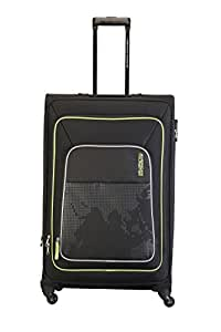 American Tourister Aqua Spinner 77cm Black Luggage Bag