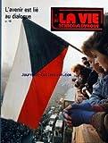 VIE TCHECOSLOVAQUE du 01/01/1990 - L'AVENIR EST LIE AU DIALOGUE VACANCES A SKIS LA FANTAISIE EN COULEURS DE JAN POHRIBNY LE MONDE DE LA LITTERATURE HOMMAGE RENDU AU GENIE DE LA MUSIQUE MODIALE L'ORDINATEUR DANS LE COLLIMATEU LE PROJET VERT LES VAISSEAUX DE GALANTA LES CAMIONS TCHECOSLOVAQUES EN SIBERIE LES MONTS JIZERSKE HORY...