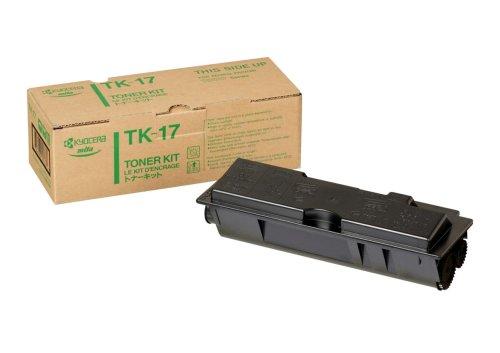 Kyocera Mita Toner Cartridge TK 17 (TK17) 1x 450g für FS 1000 Series - Tk17 Toner Kit