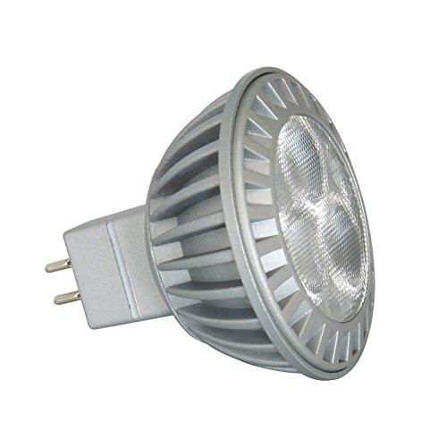 XQ-lite LED-Leuchtmittel, Glas, GU5.3, 4 W, kaltweiß -