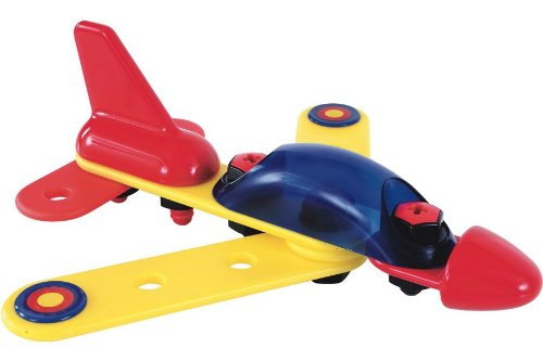 Early Learning Centre - 132326 - Jouet D'éveil - Jet Junior Build It